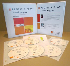 BLITZ Profit and Play Home Study System