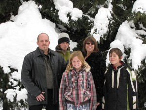 The Stuhlemmer Family - December 2010