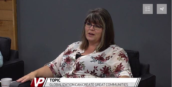Barb Stuhlemmer on Viewpoint TV